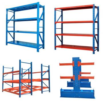 100-500kg Standard Warehouse Storage Shelf Rack Inventory