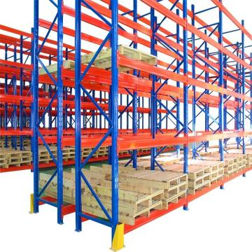 adjustable heavy duty warehouse shelving commercial pallet racking