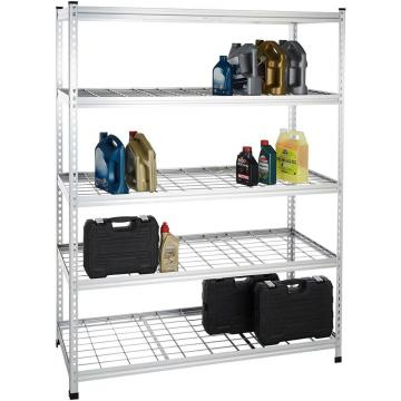 Long span shelving customized metal shelving