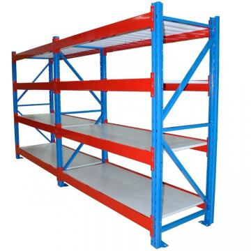 High Quality Wire Mesh Decking for Pallet Rack System High Capacity Interlock Pallet Shelving
