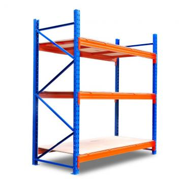 265kg Boltless Connection Heavy Duty Metal Warehouse Storage Rack