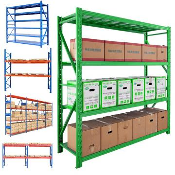 265kgs 5Tiers Heavy Duty Longspan Garage Shelving unit Extra Shelves Racking Adjustable Boltless