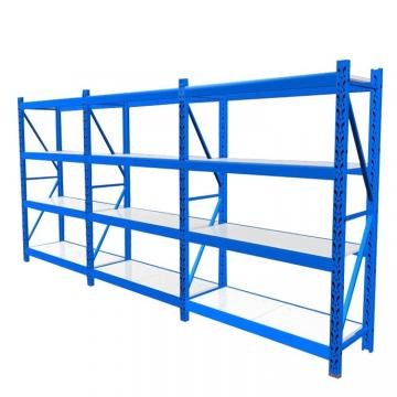 Anti Tipping Inventory Room Powder Coated Time-Honored Storage Shelving