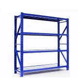 Storage Warehouse metal Ral standard Heavy Duty Push Back Rack