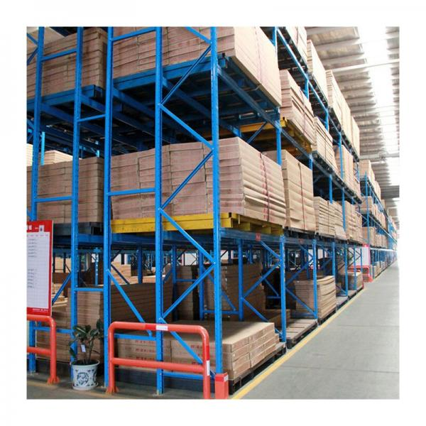 Heavy Duty Adjustable Commercial Warehouse Shelving #3 image