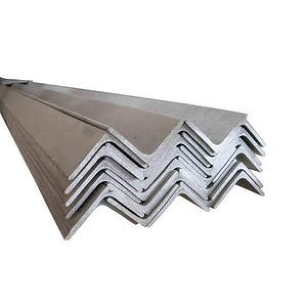 steel curved angle/unequal angle sizes chart/slotted angle iron #3 image