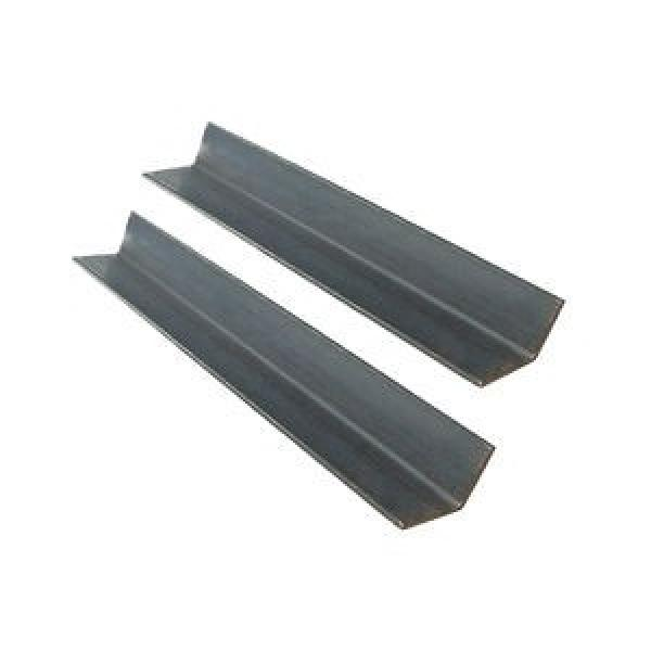 BS En S355j0 S355jr Glavanized Perforated ASTM A572 Gr50 Gr60 A36 Angle L Carbon Steel Profile #3 image