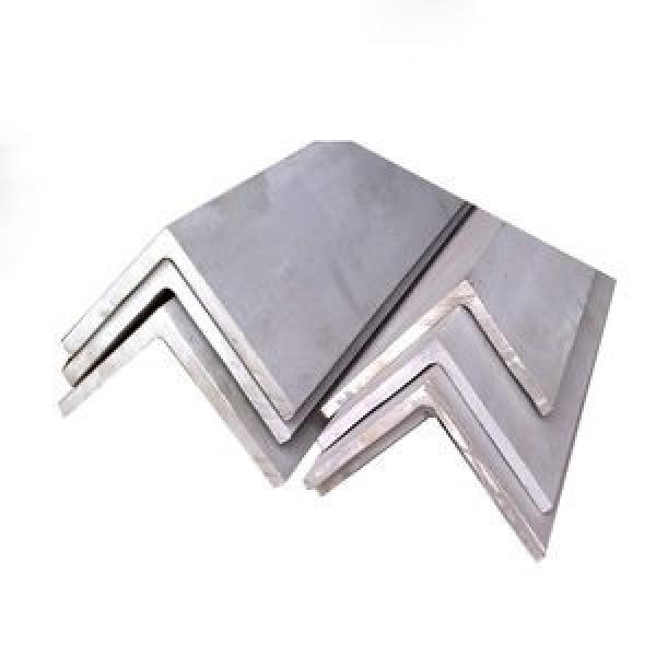 Hot dipped galvanized steel angl mild steel angle bar/ angle iron steel angle iron weights #1 image