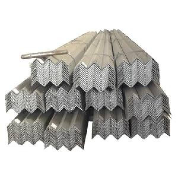 Tianjin Manufacturer Supply Q235 Q345 Hot Rolled MS Perforated Mild Steel Angle Iron #2 image
