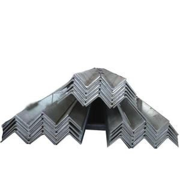Tianjin Manufacturer Supply Q235 Q345 Hot Rolled MS Perforated Mild Steel Angle Iron #3 image