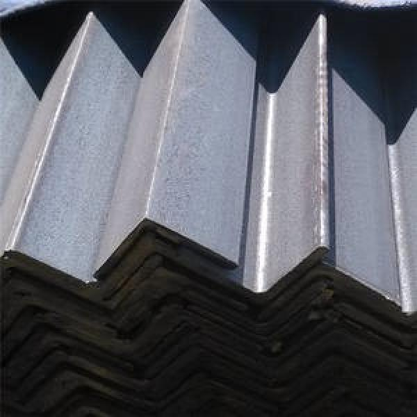 1X1 angle iron price metal mild equal hot rolled galvanized perforated steel angle bar #1 image