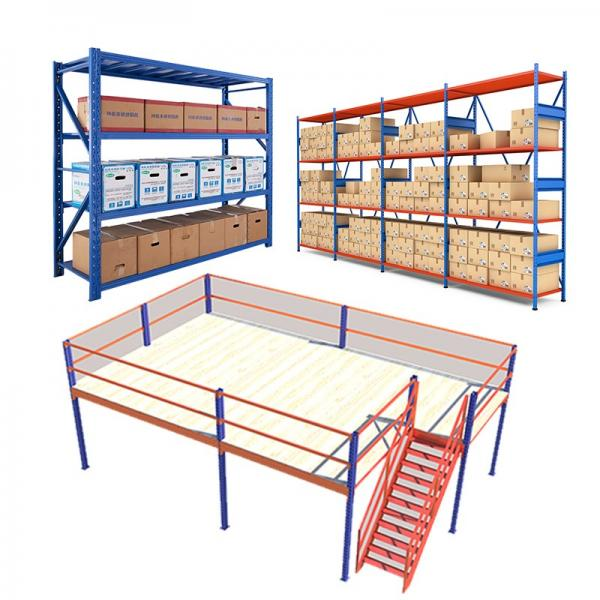 PVC Pipe Storage Steel Metal Sheet Cantilever Rack for timber storage racking cantilever arm rack #1 image
