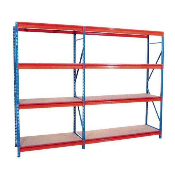 Commercial Single Deep Pallet Rack Beam Types #1 image