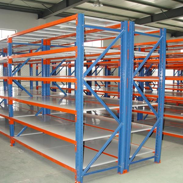 Adjustable collapsible warehouse customized commercial stacking portable truck tyre movable storage rack #1 image