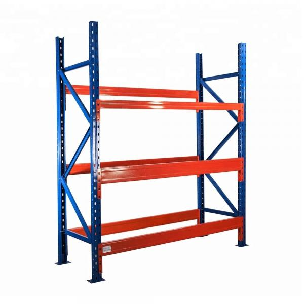 Hot selling multi-level heavy duty shelf warehouse metal storage rack #1 image