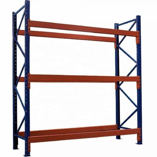 Industrial Shelving Cantilever Racking And Shelving / commercial Cantilever shelving / Steel Shelving Storage Rack #3 image