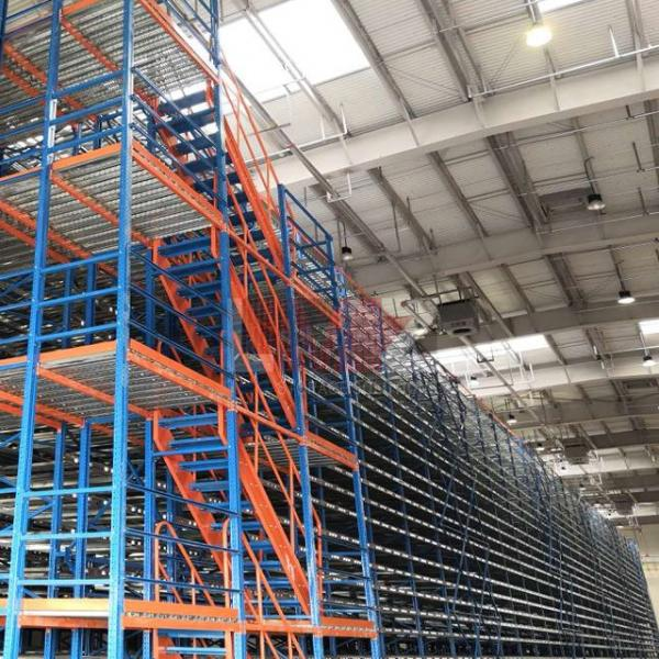 Wholesale Hoifat industrial grade commercial warehouse pallet heavy duty metal upright frame garage rack wire shelving #2 image