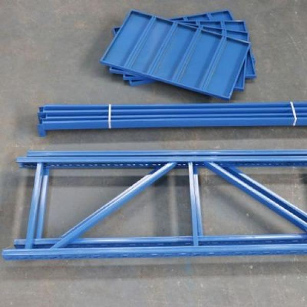 Industrial Shelving Cantilever Racking And Shelving / commercial Cantilever shelving / Steel Shelving Storage Rack #2 image