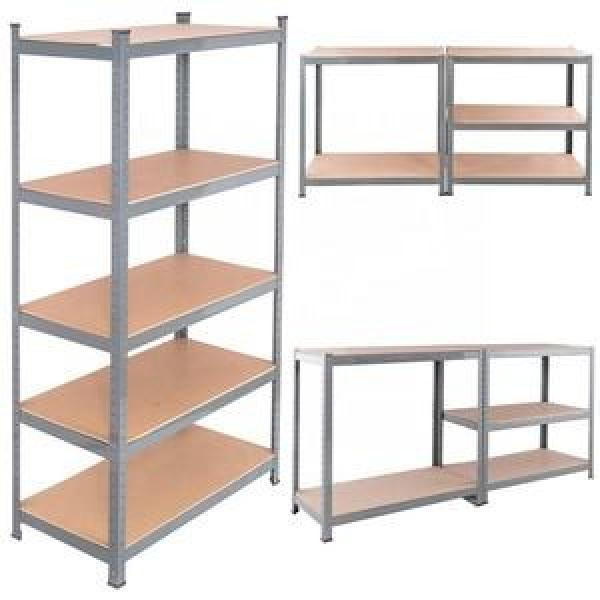Heavy Duty Warehouse Stainless Steel Storage Racks Shelves and Shelves #2 image