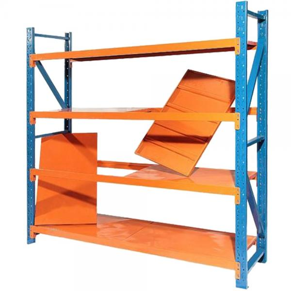 High Quality Customized Warehouse Storage Drive In Pallet Racking And Shelving manufacturer #3 image