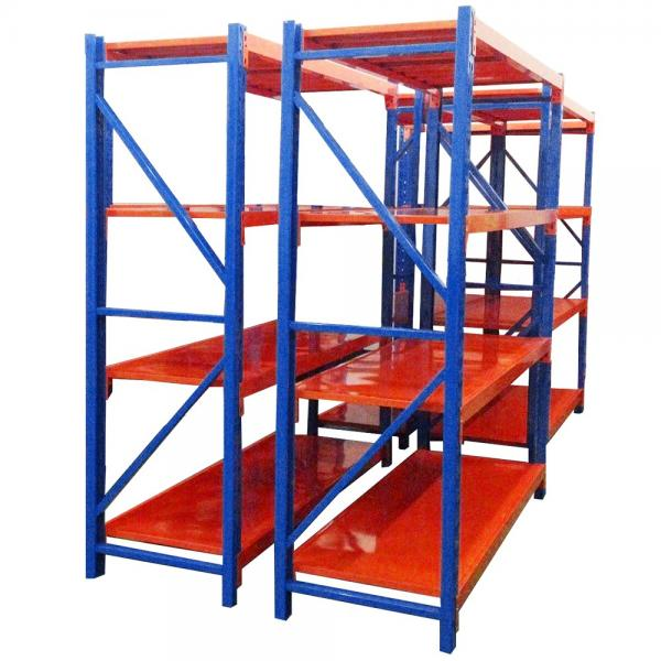Heavy Duty Truck Tyre Storage Metal Rack Warehouse Storage Rack #3 image