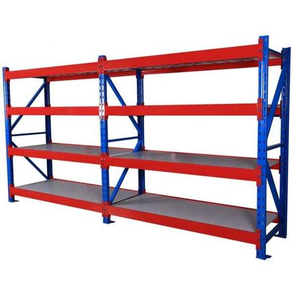 CE Certificate Heavy Duty Metal Storage Rack Drive in & Drive through Shelves and Racks #3 image