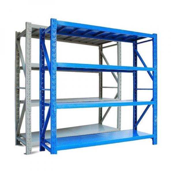 Heavy Duty Adjustable Commercial Warehouse Shelving #1 image