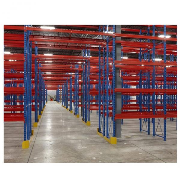 Best choice Warehouse Storage Inventory Steel Shelving Materials Handling Selective Pallet Racking Systems #3 image